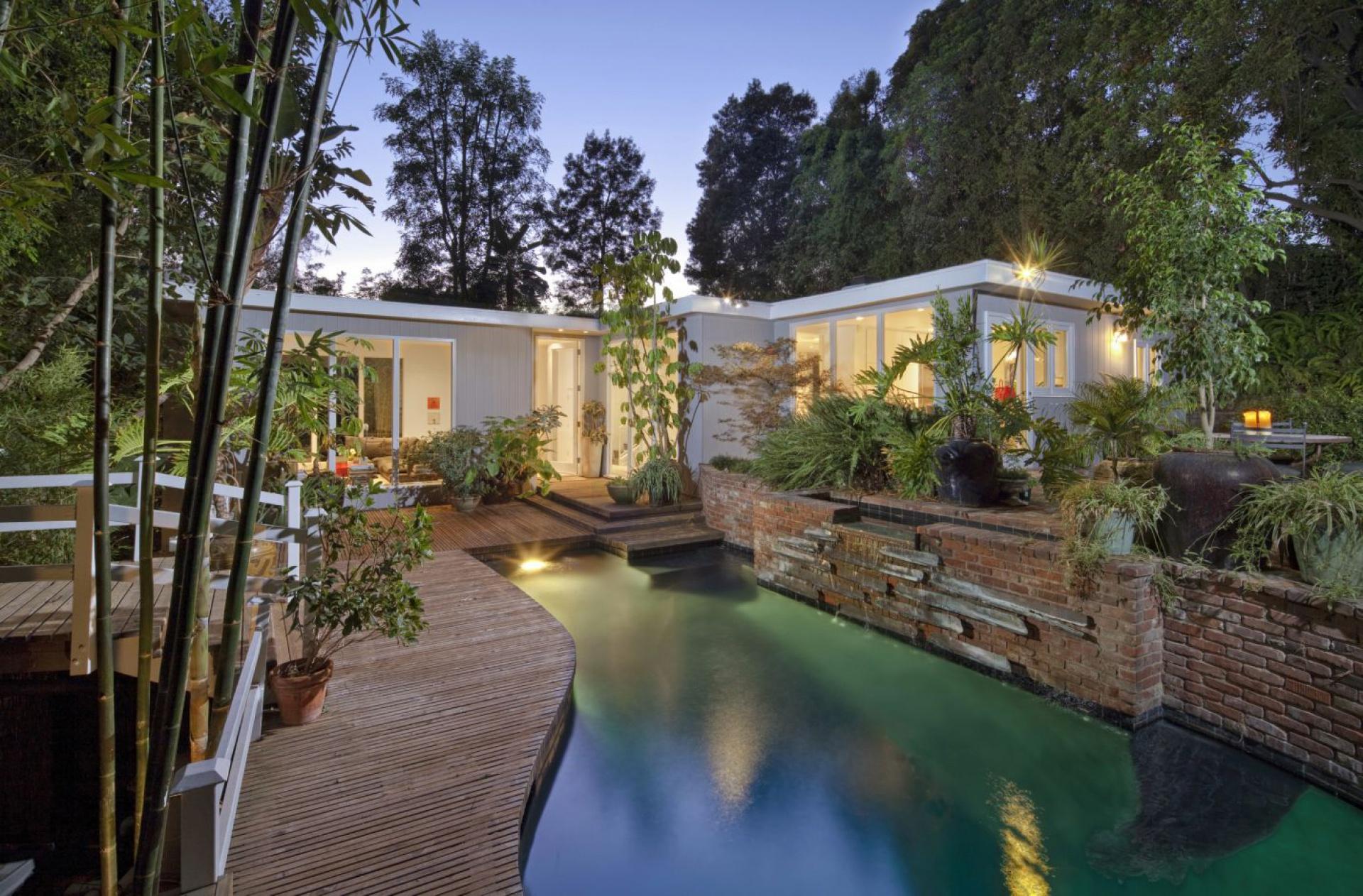 2831 Nichols Canyon | Hollywood Hills Los Angeles CA  | Jonah Wilson