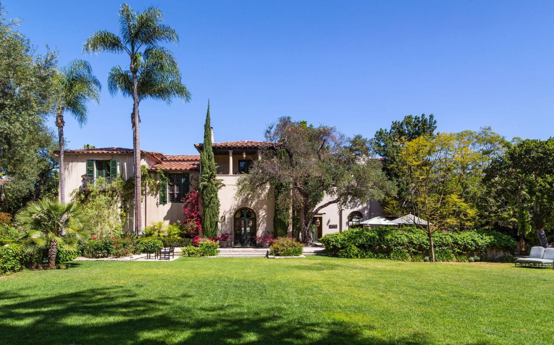 Gordon Kaufmann, 1925   |   Hancock Park Los Angeles CA  | Jonah Wilson